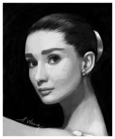 Audrey by whael