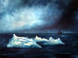 The Icebergs by amoxes