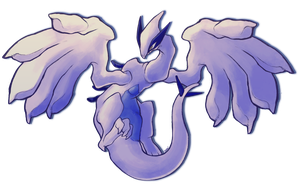 Lugia by breaktown