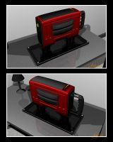 The Toaster pt 3 by Picolini