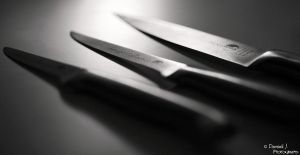 Knives. by DominikJPhotography