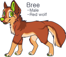 Bree by King-Birdd