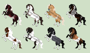 -Point adoptables 52- by Squiggy-Adoptables