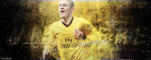 Wilshere by issam-gfx