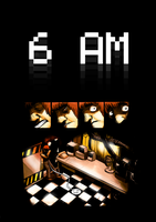 Five Nights at Freddy's : Day and Night page 21 by EyeOfSemicolon