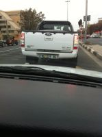 FML License plate by PunkBunny84