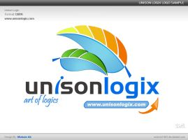 Unison Logix Logo Sample by mohsin1983