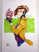 Gambit Commission by whurpurgis