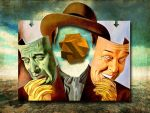 Faces by Arcano23