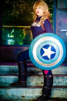 Shield of Justice [Capt. America] by nameoftheyear