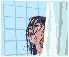 Showerwet by angryf