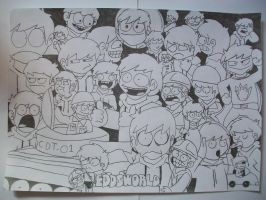 Eddsworld - GET WELL EDD. by lemonwemon