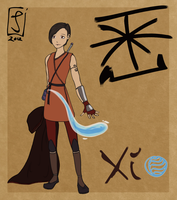 WIP: Legend of Aang by bollatay