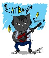dedicate to black cat by BociLSurocil