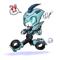 :Surprised Blurr is Surprised: by peanutchan