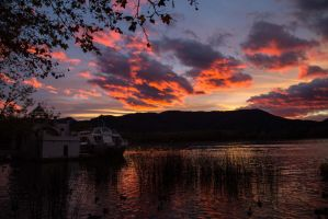 Banyoles' Lake I by GerardPort
