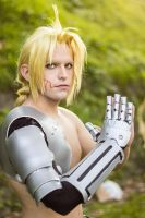 Edward Elric from FMA by Baku-Project