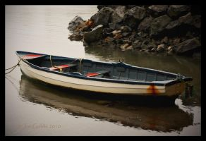 Dunners Dingy by JonGoldie