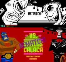 Guacamelee-REMATCH! by MEGABLUR