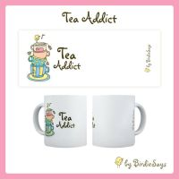 BS - Tea Addict by arwenita