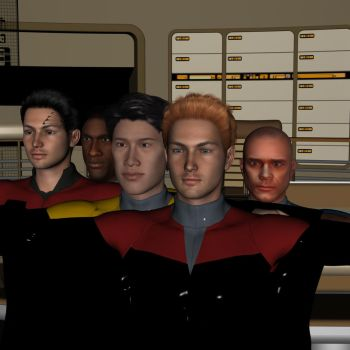 Voyager Men Wip by Gmeister11