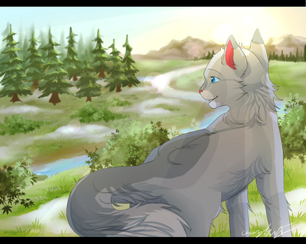 A New Beginning by CascadingSerenity