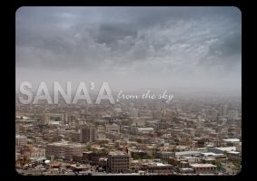 Sana'a throughout the Sky by mustange