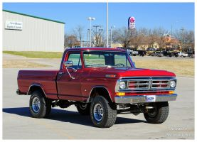 A Sharp Ford 4x4 by TheMan268