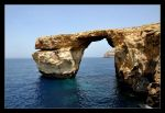 Azure Window - Gozo Island by skarzynscy
