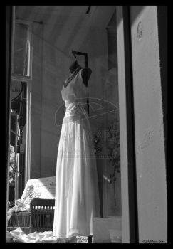 Waiting to be a Bride by bw-photography