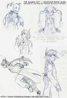 TheGamesOCT - SketchDump01 by Overshadowed
