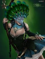 Masque: Emerald by NightsongWS