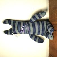 Gary the Un-Scary Sock Monster by Saint-Angel