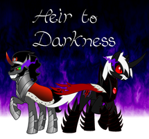 Heir to Darkness by Absol989