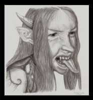 """""""Troll Girl"""" by OverlordMortiroth"""