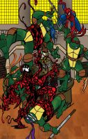 Constant Carnage by d4kstudios