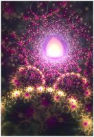 Into the LIGHT by Astrantia01