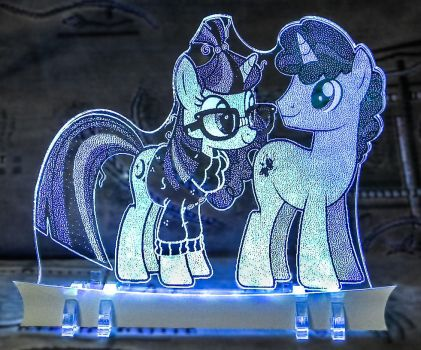 Moon Dancer and Party Favor by VasGoTec