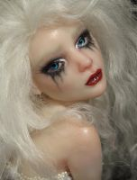 OOAK Gothic-Angel up for sale on ebay by FantasyLilyan