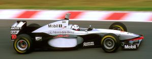 David Coulthard (1997) by F1-history