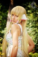 Chobits by JustineVedovato
