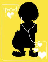 ipod by saloooomy