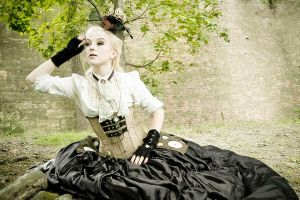 Steampunk V by ulyce