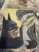 Batman Finished by shannoncole