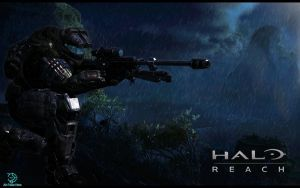 Halo: Reach- Nights Sorrow by JosephBiwald