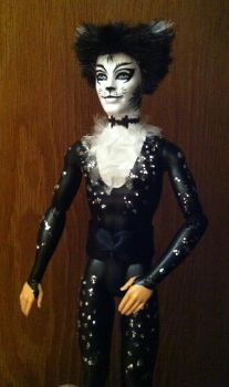 Cats Doll - Mr. Mistoffelees by BWCat