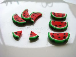 Watermelon by alicoe