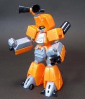 Metabee toy by Waito-chan
