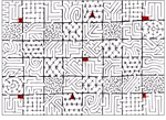 Maze 200 part 32- ...Every 38th day, obviously. by Nebagram