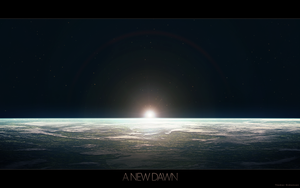 A New Dawn by tozzie